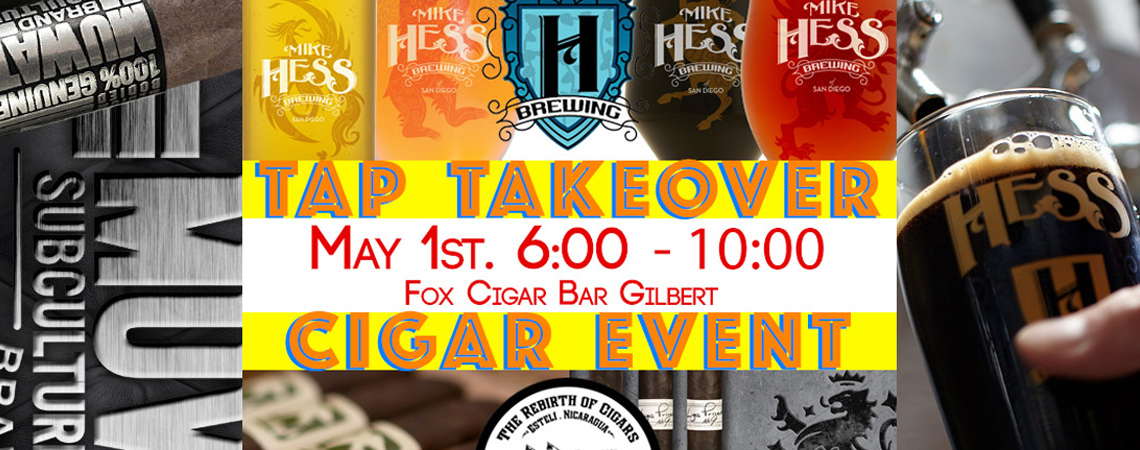 Hess Brewing Event