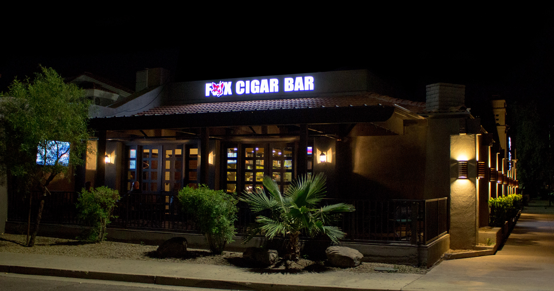 Fox Cigar Bar Scottsdale