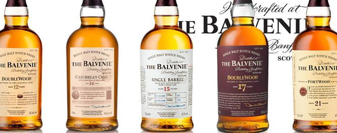 Balvenie Master Class