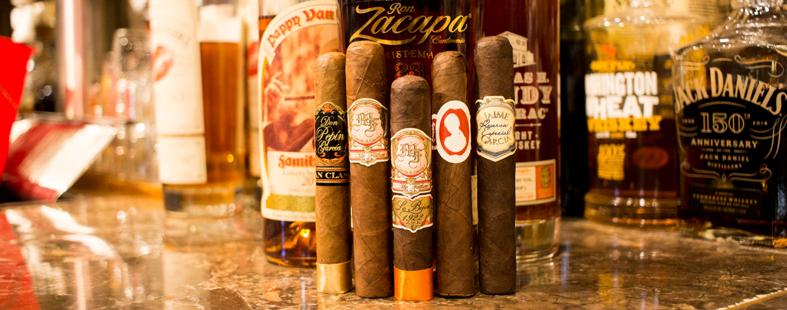 My Father Cigars Event