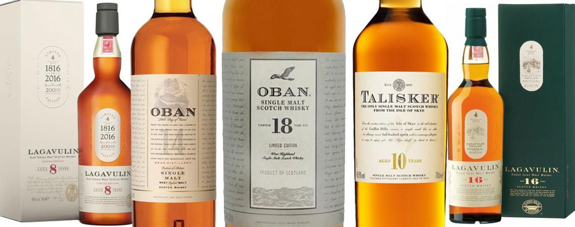 Scotch Tasting