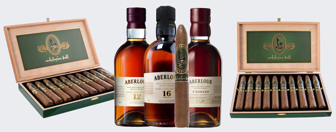 LFD Andalusian Bull & Aberlour