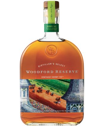 Woodford Reserve 2016 Kentucky Derby Bottle
