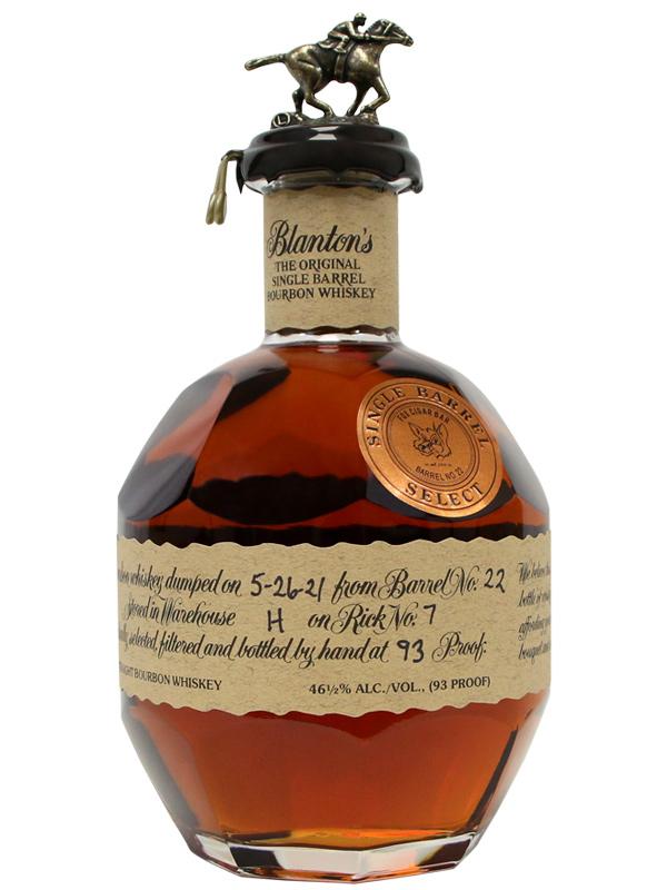 Fox Blanton's Single Barrel Bourbon